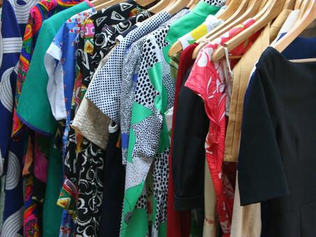 80% der Kleidung tragen wir nicht