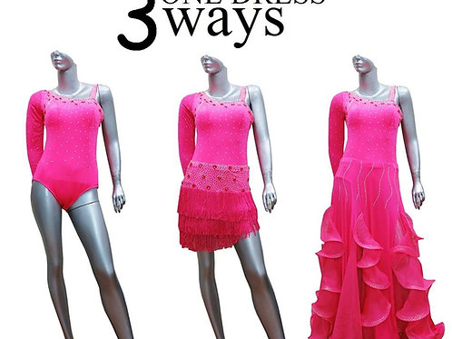 Style #3 in 1 Dress - Size S