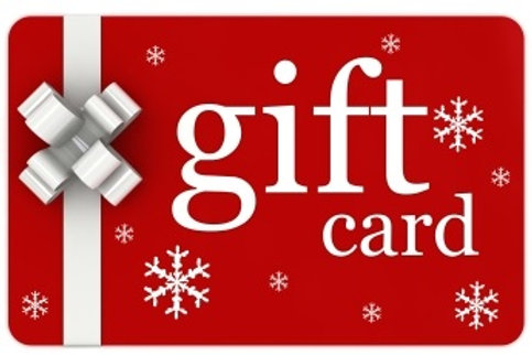 Gift Card (Choose amount)