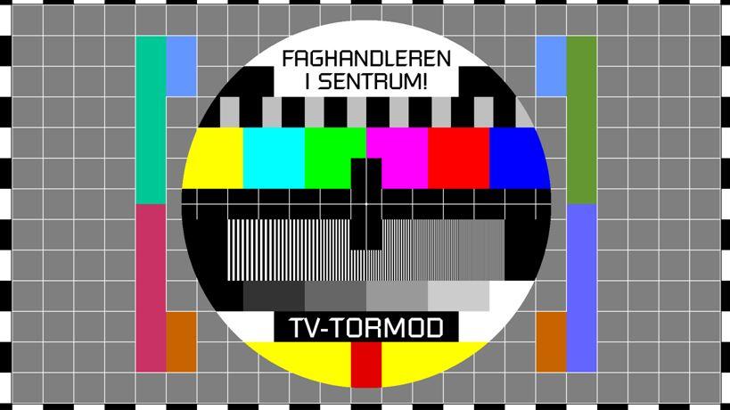Skjermbilde TV-Tormod