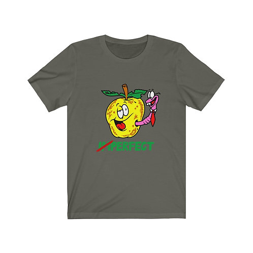 Chuck 'N Gus EveryBody Jersey Short Sleeve Tee - Full Color