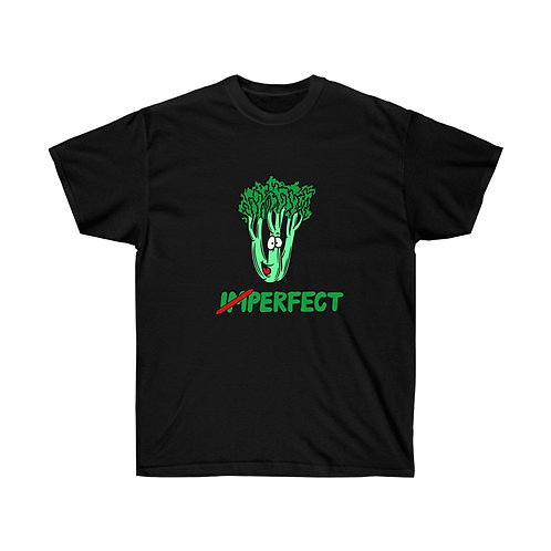 Let 'Stalk about Celery Ultra Cotton Tee - Full Color