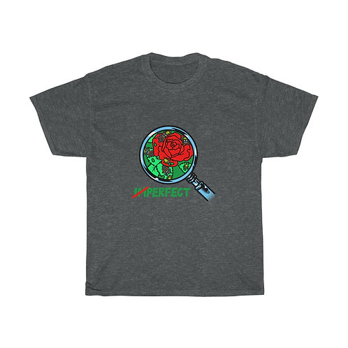The Rose Cotton Tee - Full Color