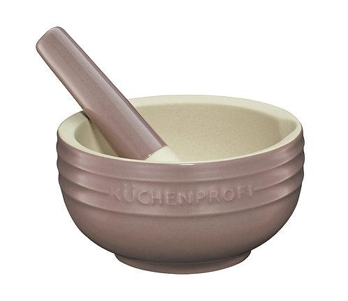 Küchenprofi - Mörser Provence taupe
