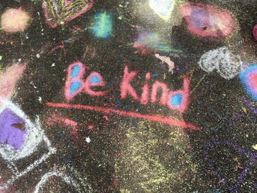 If You Can Be Anything, Be Kind, Especially to Yourself!