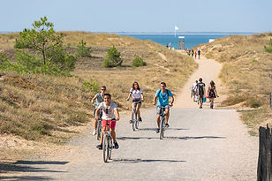 Vélo la Faute sur Mer