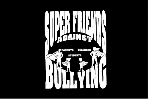 Adults Super Friends Cotton T-Shirts
