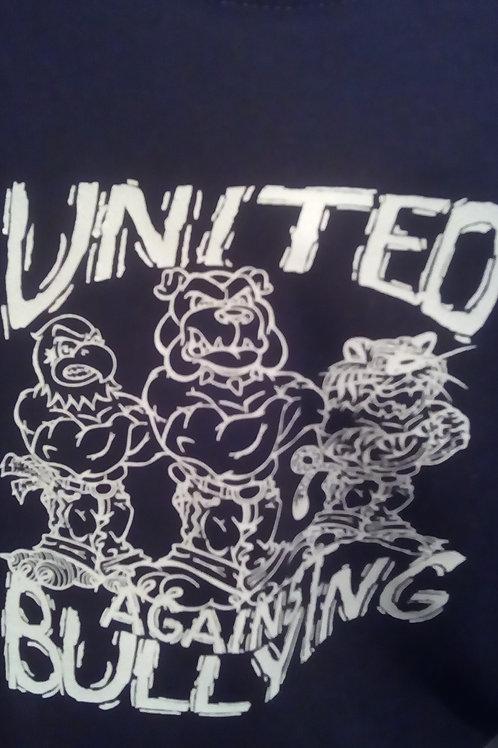 Adult United Againt Bullying Tshirt