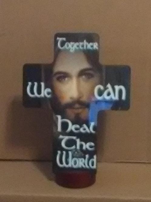 7x5.25 Wooden Cross