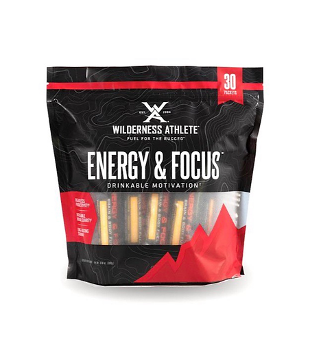 Energy & Focus 30ct. Packets