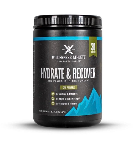 Hydrate & Recover Tub