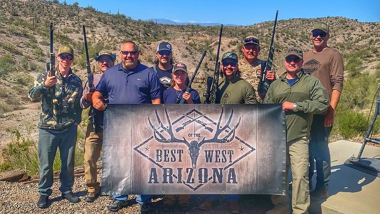 BOTWAZ Long-Range Shooting School (Tucson)