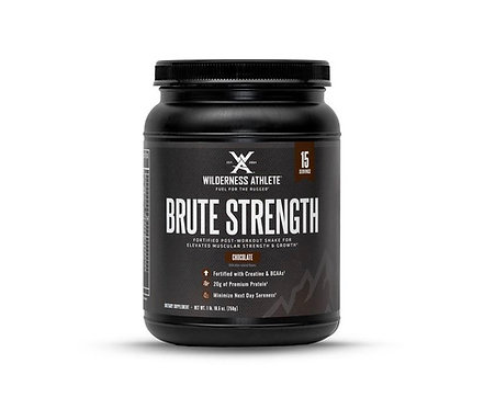 Brute Strength Post-Workout by Wilderness Athlete