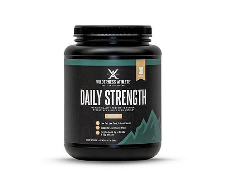 Daily Strength Protein Supplement by Wilderness Athlete