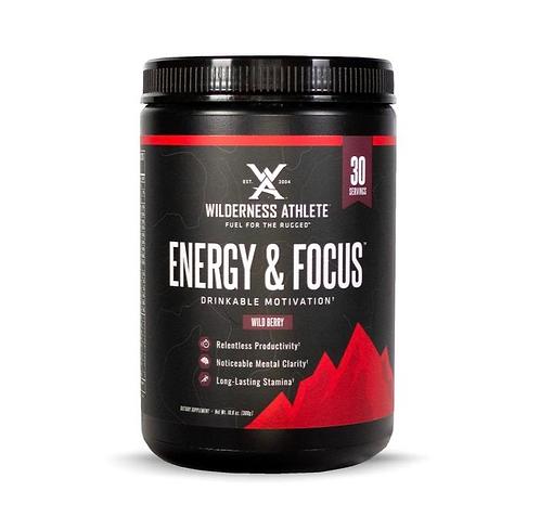 Energy & Focus Tub