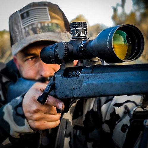 Huskemaw 5-30x56 Tactical Hunter LR Riflescope