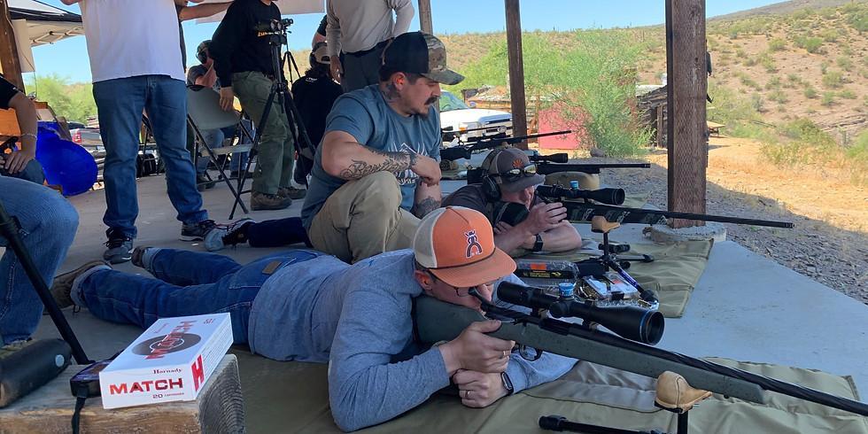 BOTWAZ Long-Range Shooting School (Phoenix)