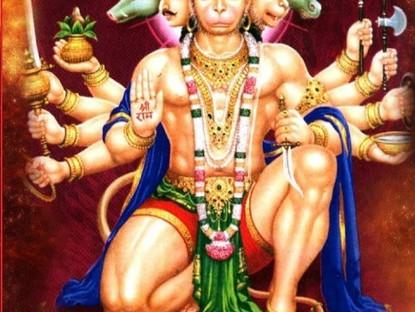 Meaning of Hanuman chalisa in Hindi