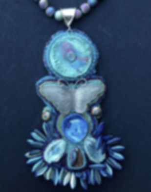 Butterfly totem, Wild Spirit Designs