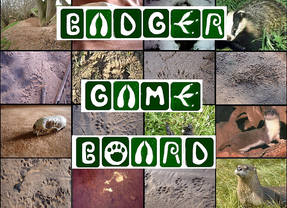 Badger Game  board download
