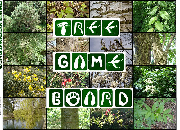 Tree Game Board 1