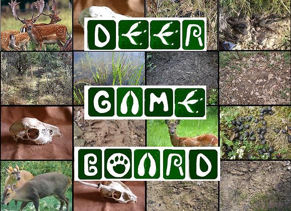 Deer Game Board Download