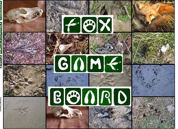 Fox Game  Board download