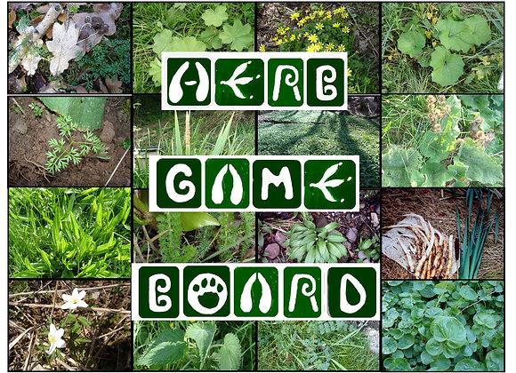 Herb Game Board