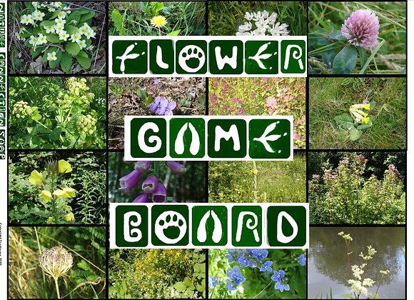 Flower Game Board