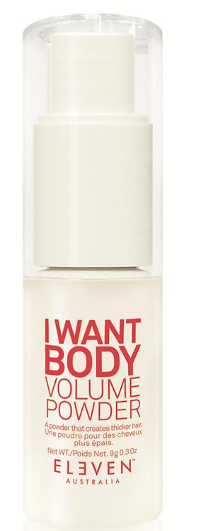 I Want Body Volume Powder