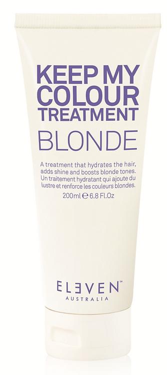 Keep My Colour Blonde Treatment