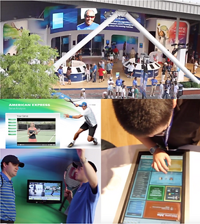 US Open American Express
