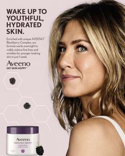 Aveeno - Jennifer Aniston Shoot