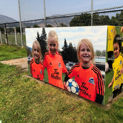 Utility box large format wrap for City of Penticton. Completed with 3M anti graffiti lamination by our 3m preferred installer.