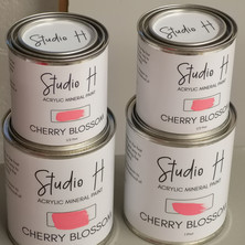 Large format labels for paint cans.