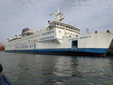 Goodalls Ahoy 03: Arrival On-Board Nov '18