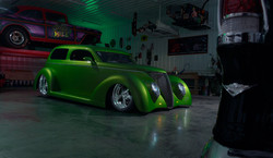 37 Ford Sedan Delivery