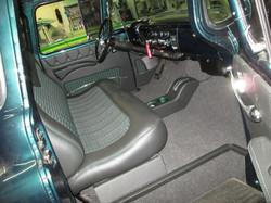 56 chevy Truck Interior
