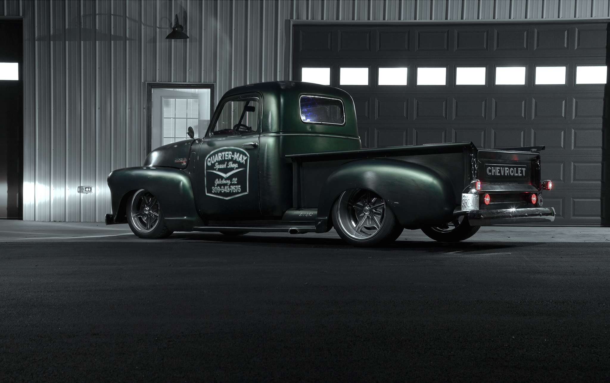 48 Chevy AD truck