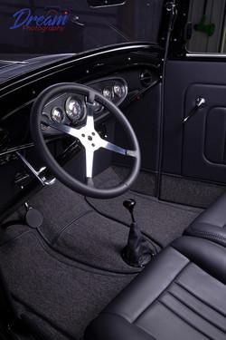 32 ford steeringwheel