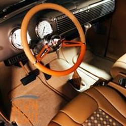 48 GMC Suburban leather