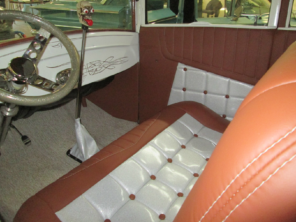 '27 Rowdy T Sedan