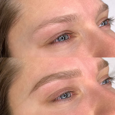Microblading sourcils maquillage semi permanent bordeaux
