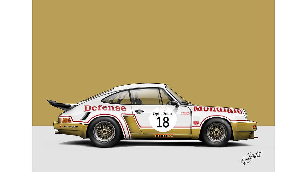 PORSHE - 911 Carrera 3.0 RSR (Racing)