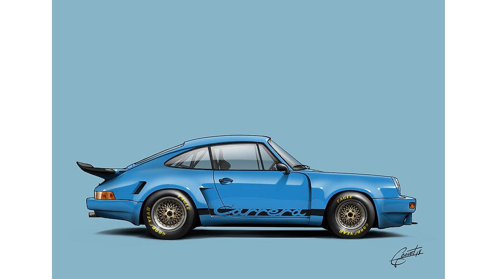 PORSHE - 911 Carrera 3.0 RSR