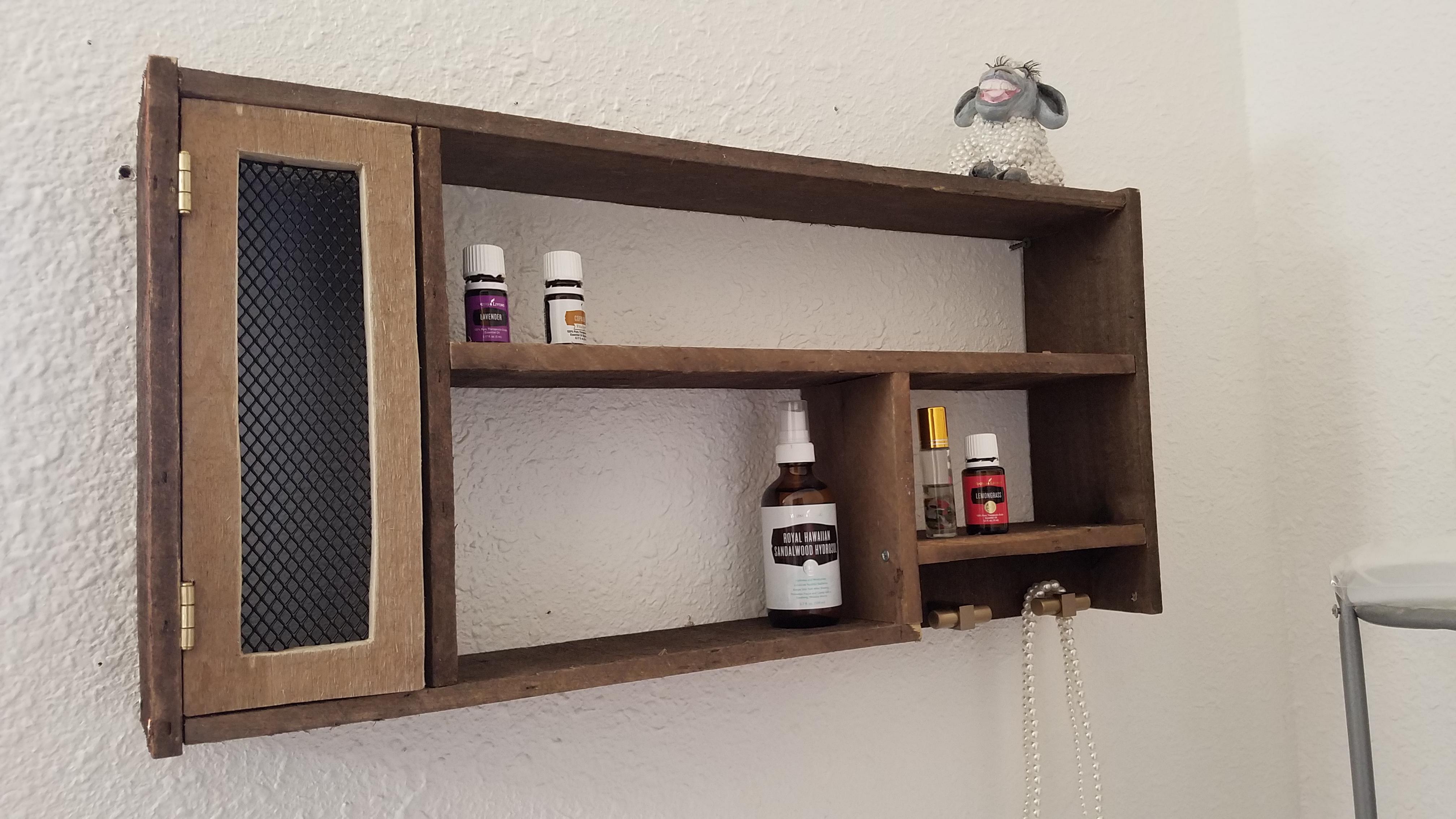 Wagoneer Shelf   $85
