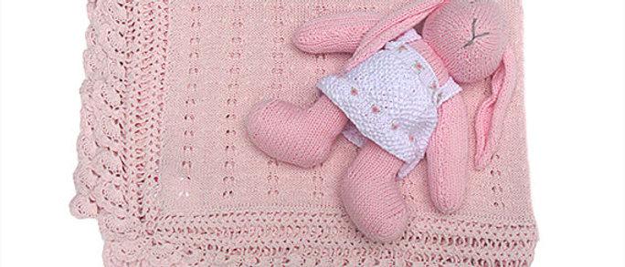baby blanket peruvian cotton