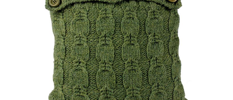 Light Green Pillow Cover