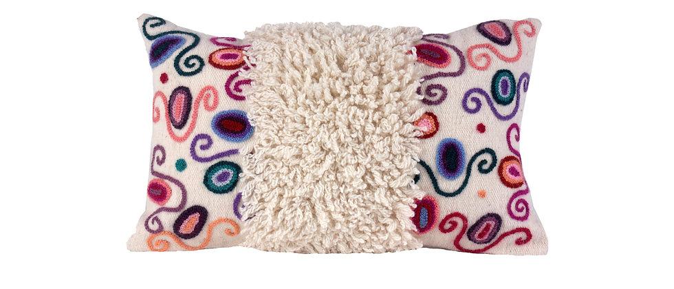 Furry Designer Pillow Cover