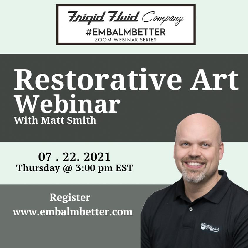 Restorative Art Webinar